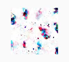 Geometric Splash of Color Unisex T-Shirt