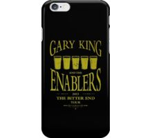 Gary King and the Enablers iPhone Case/Skin