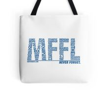 Mavs Fanatic - Never Forget Tote Bag