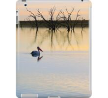 Peace and Quiet on the Lake iPad Case/Skin