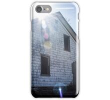 Scheduled For Demolition - House Of Memories | Northville, New York iPhone Case/Skin