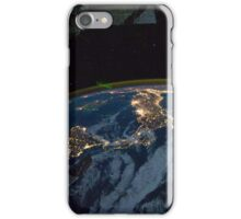 Italy from ISS iPhone Case/Skin