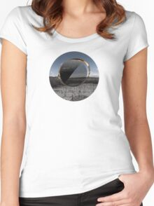 Hover Women's Fitted Scoop T-Shirt
