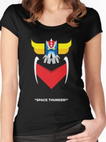 Grendizer Women's Fitted Scoop T-Shirt