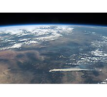 Colorado From Space Photographic Print