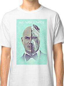 Mr. Worldwide Classic T-Shirt