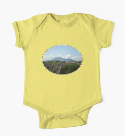 Pompeii after the Volcano One Piece - Short Sleeve