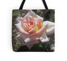 Pastel Rose Tote Bag