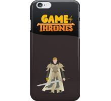Game Of Thrones - Jaime Lannister iPhone Case/Skin
