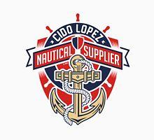 Nautical Supplier Graphic Art Unisex T-Shirt