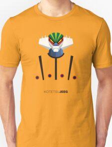 Kotetsu Jeeg (Steel Jeeg) Unisex T-Shirt