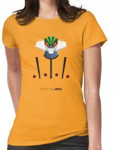 Kotetsu Jeeg (Steel Jeeg) Womens Fitted T-Shirt