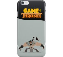Game Of Thrones - Khal Drogo iPhone Case/Skin