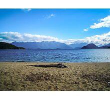 Lake Manapouri, Fiordland, New Zealand Photographic Print
