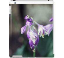Garden Scene-84779 iPad Case/Skin