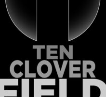10 Cloverfield Lane Sticker