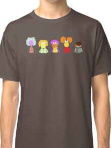 Fraggle Rock On Classic T-Shirt