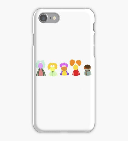 Fraggle Rock On iPhone Case/Skin
