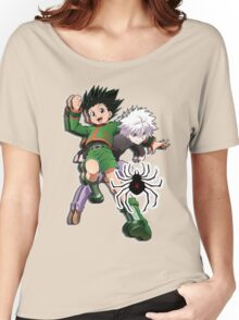 Gon and Killua  Women's Relaxed Fit T-Shirt