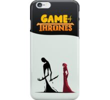 Game Of Thrones - Melisandre iPhone Case/Skin