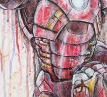 Iron Man Marvel Sticker