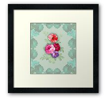 Rose Flowers #1 Framed Print