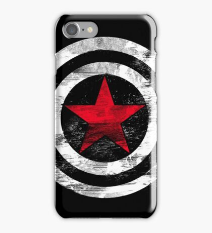 Winter Soldier iPhone Case/Skin
