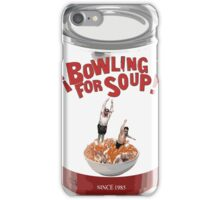 Bowling for Soup Can iPhone Case/Skin