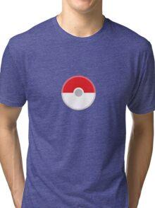 Poké Ball Tri-blend T-Shirt