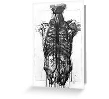 Skeleton X-Ray Greeting Card