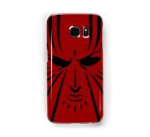 Rachel Summers (Black on Red) Samsung Galaxy Case/Skin