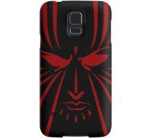 Rachel Summers (Red on Black) Samsung Galaxy Case/Skin