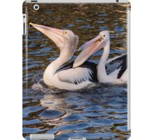 Mr & Mrs Pelican iPad Case/Skin