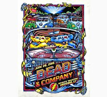 DEAD AND COMPANY SUMMER TOUR 2016 XFINIT THEATRE-HARTFORD,CT Unisex T-Shirt