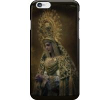 A heart felt prayer iPhone Case/Skin