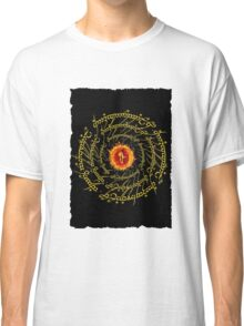 Lord Of The Ring Sauron eye Classic T-Shirt