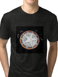 star constellation Tri-blend T-Shirt
