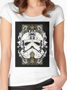 STAR WAR Women's Fitted Scoop T-Shirt