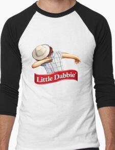 Little Dabbie Men's Baseball ¾ T-Shirt