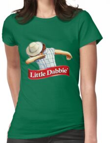 Little Dabbie Womens Fitted T-Shirt