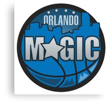 Orlando Magic 02 Canvas Print