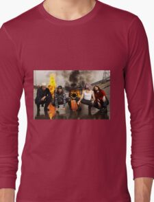 Red Hot Chili Papers Long Sleeve T-Shirt