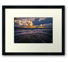 Jindalee Beach  Framed Print