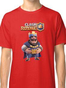 clash royale king Classic T-Shirt