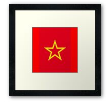 STAR WINNERS OF WWII Framed Print