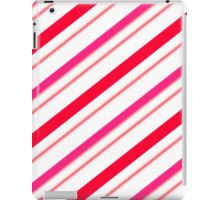 candy cane iPad Case/Skin