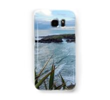 Beach near Charleston/ Westport in New Zealand Samsung Galaxy Case/Skin