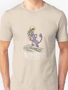 Kakuna Rattata Unisex T-Shirt