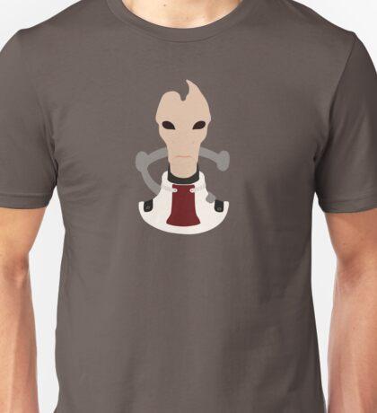 Mass Effect Mordin Solus Minimalist Unisex T-Shirt