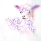 Woolly jumper (Original sold) by Jacki Stokes